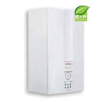 Biasi - Caldaia a condensazione - Modello Rinnova Cond  Plus 35 S compreso Kit Fumi Sdoppiatore